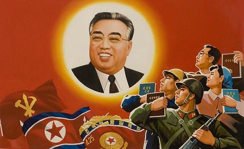 Kim+Il+Sung+JUCHE1