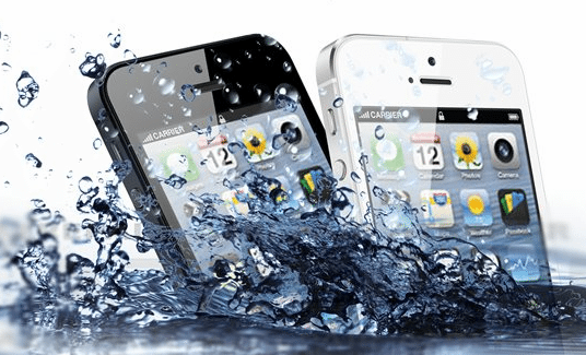 fotoiPhone-water-damage