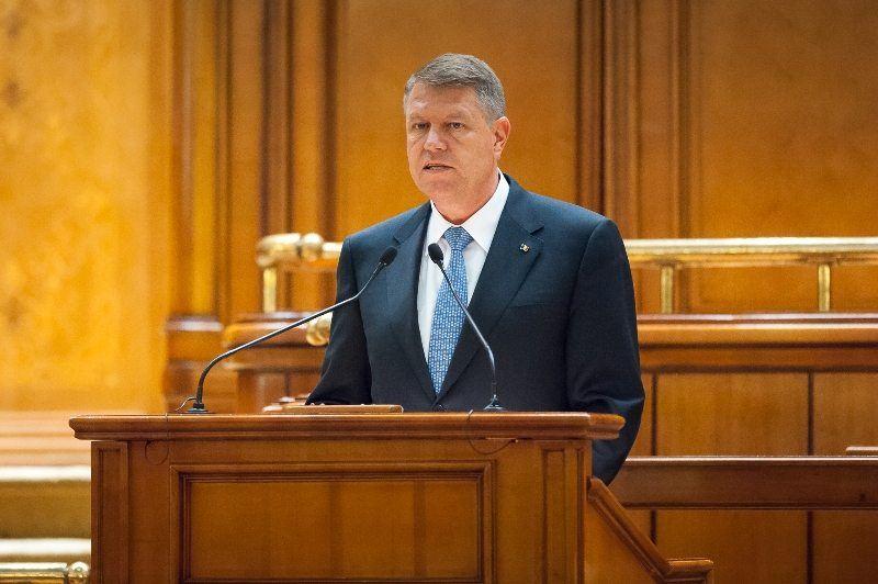 klaus-iohannis_parlament