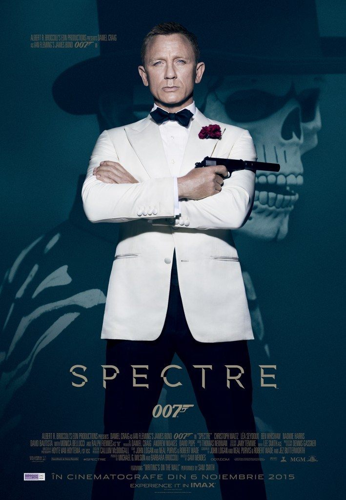Afis James Bond SPECTRE