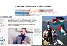 Mehmet Kaplan, fost activist palestinian, acum ministru demisionar în Suedia