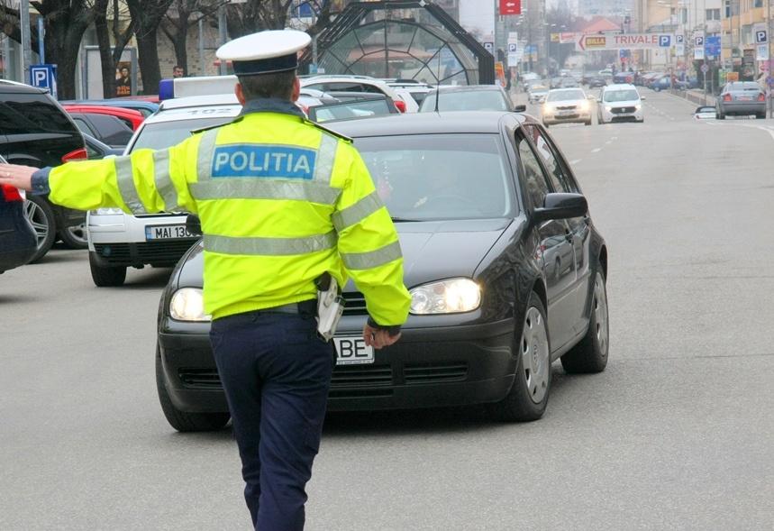 trafic politia